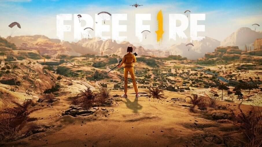 Free Fire MAX chegará em breve