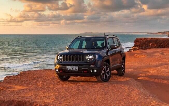 Jeep Renegade Traihawk passou da marca dos R$ 150 mil com os novo aumentos de preços