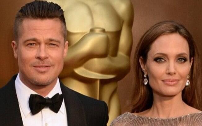 Brad Pitt acredita que Angelina Jolie está manipulando a mídia para ficar com a guarda dos filhos