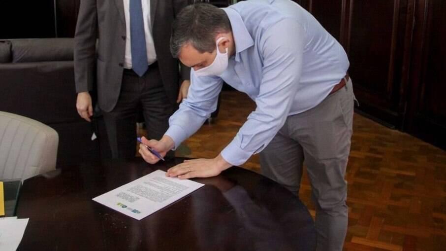 Ex-secretário da Administração Penitenciária do RJ, Raphael Montenegro