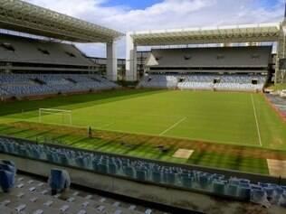 Após tragédia, setor da Arena Pantanal foi interditado