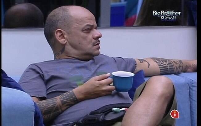 João Carvalho está confiante para a Prova do Líder