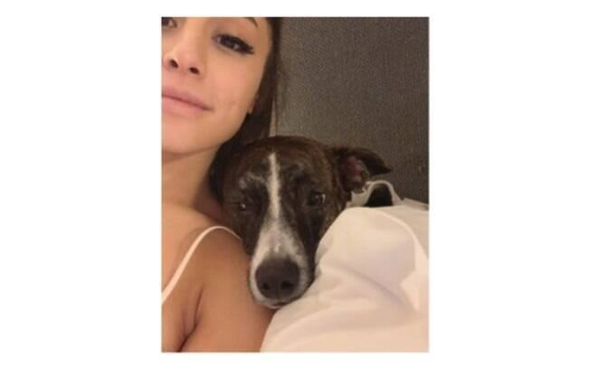 Ariana Grande e Myron