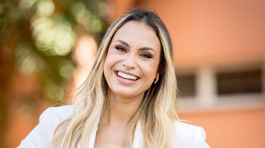 Sarah Andrade, ex-participante do