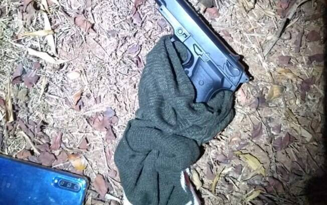 Quadrilha bloqueia estrada para fazer assaltos em série em Jaguariúna