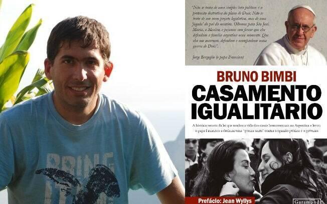 Bruno Bimbi lança livro sobre o casamento igualitário na Argentina e no Brasil