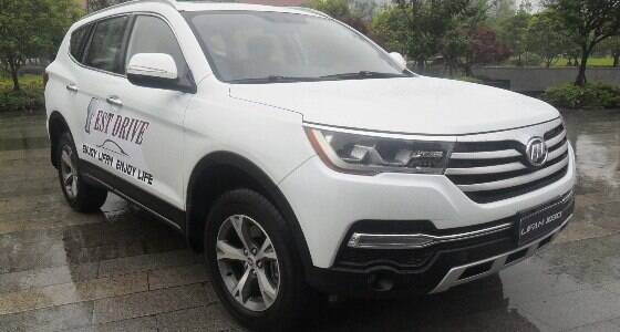 Lifan tem mais três SUVs na manga para o Brasil