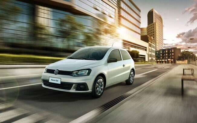Perto de sair de linha novamente, o Volkswagen Gol duas portas ainda é a opção barata do hatch