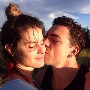 Isabeli Fontana e Di Ferrero: 'Apaixonada é pouco'