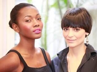 A maquiadora Vanessa Rozan aponta tendências para primavera-verão 2012