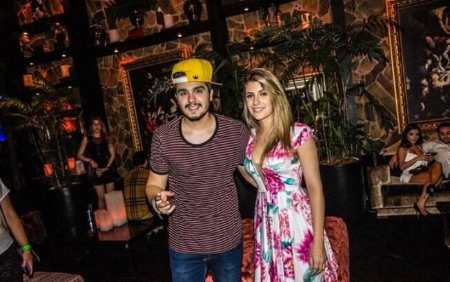 Luan Santana e Jade Magalhães também já foram namorados e terminaram diversas vezes nos últimos anos