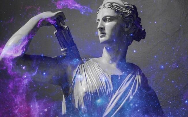Astrologia Grega: os deuses revelam como  a sua personalidade