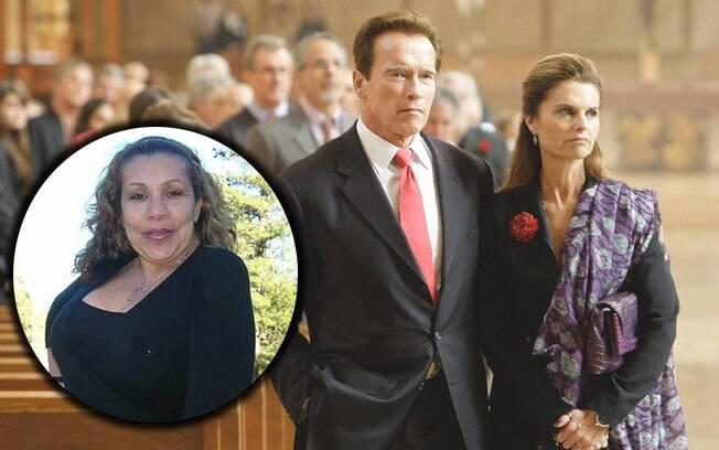 Maria Shriver terminou o casamento com Arnold Schwarzenegger após descobrir a traição