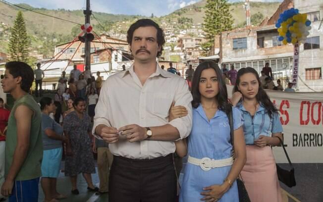 Warner Moura concorre ao troféu de melhor ator em série de drama por