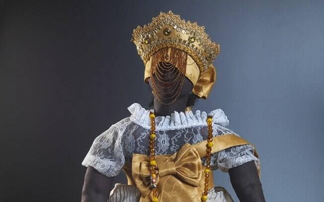 Cerca de 185 peças da exposição iKumbukumbu foram afetadas pelo incêndio no Museu Nacional do Rio de Janeiro