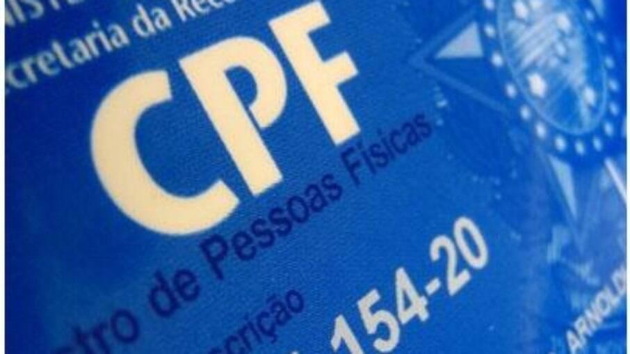 CPF de moradora foi duplicado