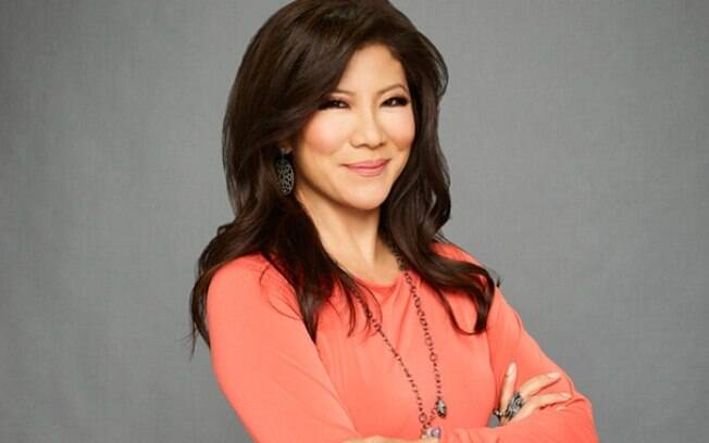 Julie Chen comanda o reality norte-americano