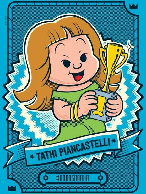 Tati é a primeira personagem da Turma da Mônica com síndrome de down