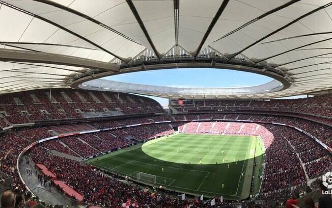 Estádio Wanda Metropolitano