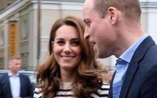 """Imprensa britânica especula sobre """"iminente"""" separação de William e Kate"""