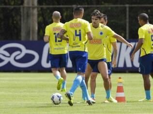Moreno confia que muito trabalho e treinos podem levar equipe a superar 77 gols feitos no Brasileirão 2013