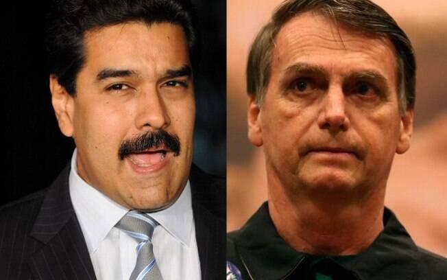 A pedido de Bolsonaro, Nicolás Maduro foi desconvidado para cerimônia de posse do presidente eleito
