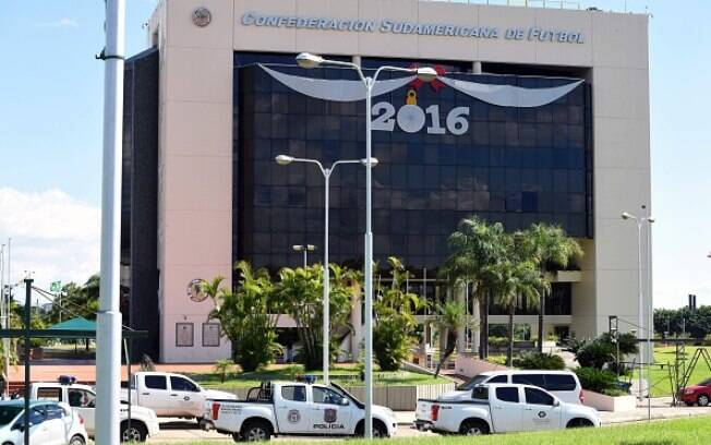 Sede da Conmebol foi averiguada em 2016 por autoridades