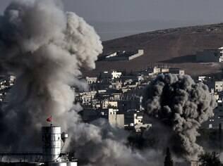 Ações de combate ao Estado Islâmico se intensificaram nos últimos dias