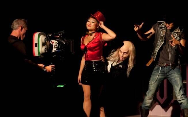 Glee Halloween
