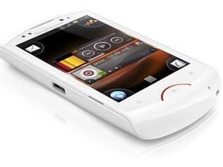 Focado nos fãs de música, novo aparelho da Sony Ericsson tem botão dedicado para tocador de mp3