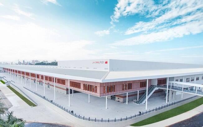 São Paulo Expo, o novo local do Salão do Automóvel.