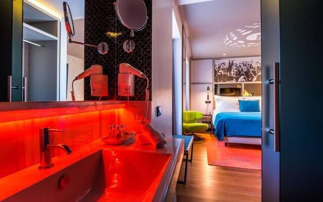 Na América do Sul, a indicação é o Hotel Boca Juniors by Design, em Buenos Aires, que leva o nome de um clube