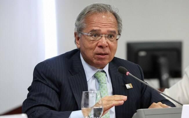 Paulo Guedes disse em reunião que deputados podem 'acabar parando lá no Sérgio Moro'