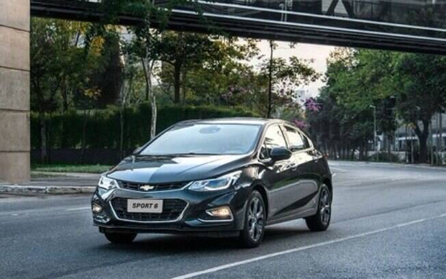 Chevrolet Cruze Sport6: o hatch médio mais vendido do Brasil também passa por dificuldades quando olhamos para o passado