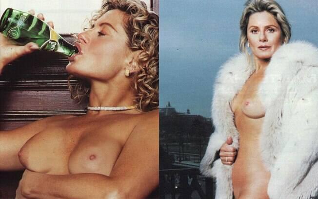 Vera Fischer na 'Playboy'