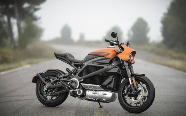 Harley-Davidson LiveWire: Uma das pioneiras do futuro, que será repleto de motos elétricas