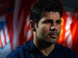 Diego Costa estaria de transferência para o Chelsea, segundo jornal britânico