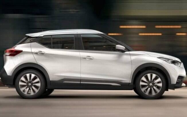 O Nissan Kicks deslanchou e foi destaque no ranking de vendas 2018. Chegou a liderar sua categoria em março