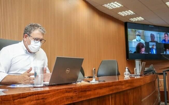 Câmara realiza três audiências públicas virtuais nesta segunda
