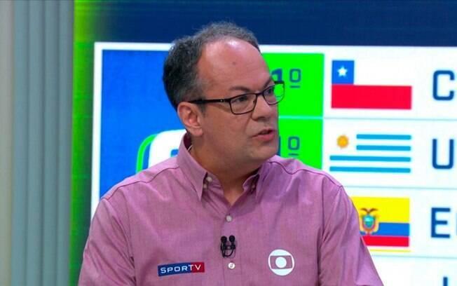 Wagner Vilaron foi dispensado do Grupo Globo