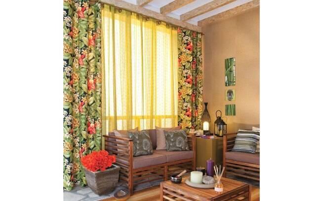 Dossi cortina entenda tudo sobre o assunto decora o ig - Diferentes modelos de cortinas para sala ...