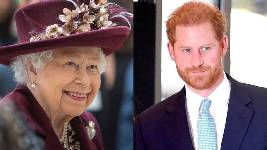 Harry não vai ao aniversário da Rainha Elizabeth II