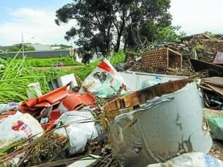 Lixo nas ruas contribui para a proliferação da doença em todo o país