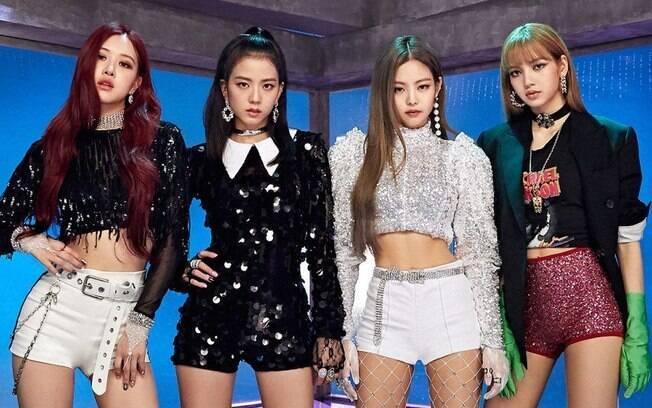 Confira como as integrantes dos grupos de kpop se vestem