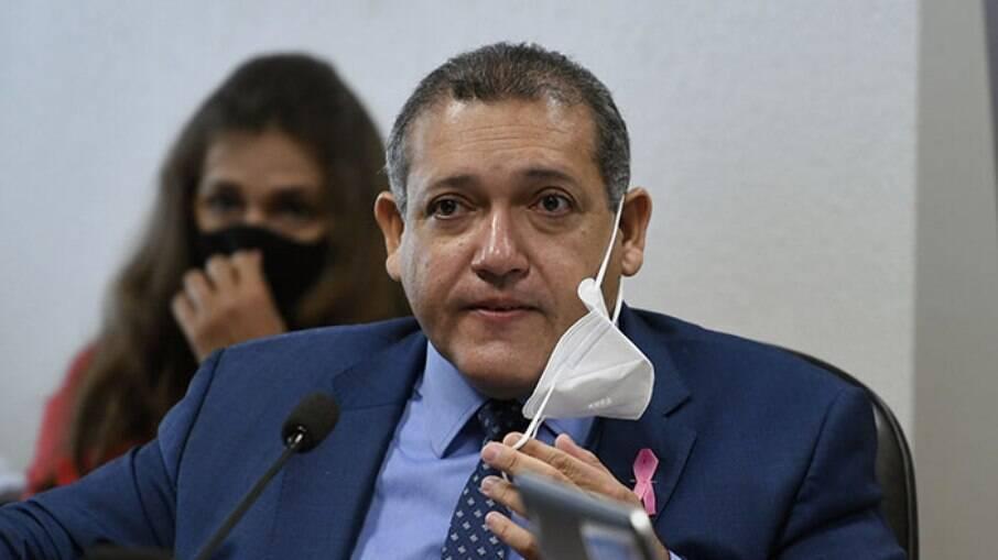Kassio Nunes, ministro do STF