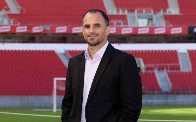 Rodrigo Caetano é o novo diretor de futebol do Atlético-MG
