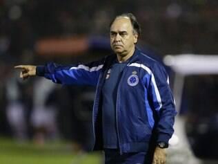 Marcelo Oliveira revelou cobrança no intervalo do jogo, que surtiu efeito em campo