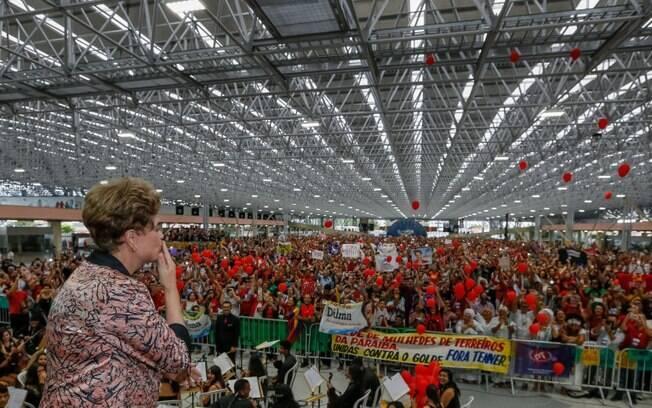 Presidente afastada, Dilma Rousseff, confirmou que não irá participar de interrogatório