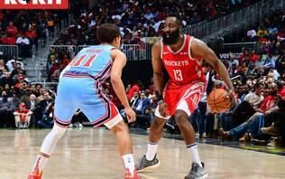 Rodada da NBA tem Warriors líder de novo e recorde absurdo de James Harden