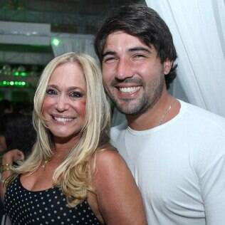 Susana e Sandro Pedrosa se conheceram no carnaval de 2009